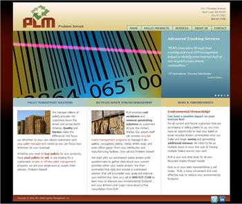 Image: PLM - Pallet Logistics Management